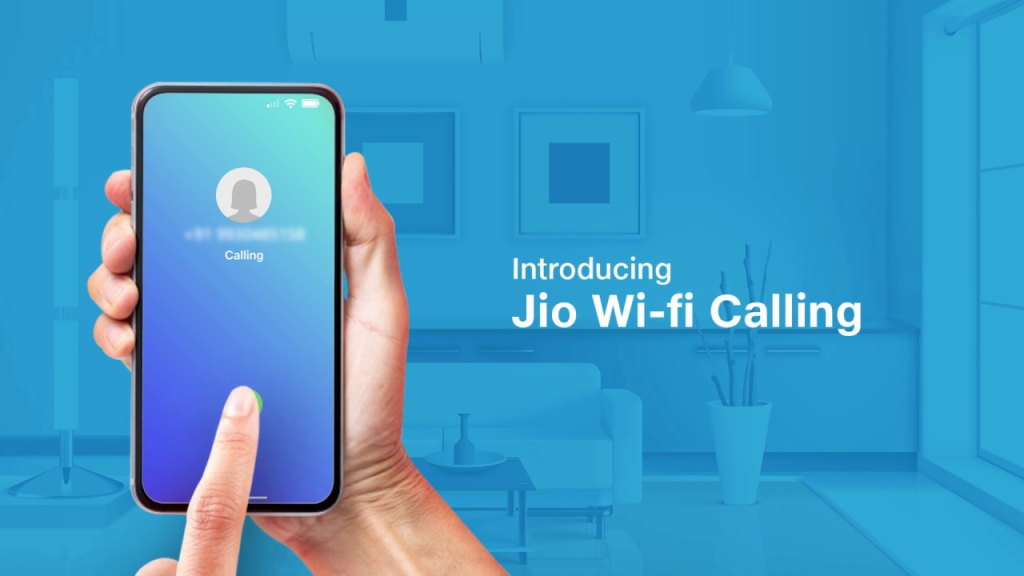 jio wifi calling